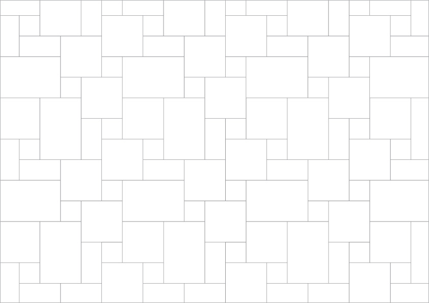 Natural Stone - Tiling Layouts   LASCO Architectural Components ...